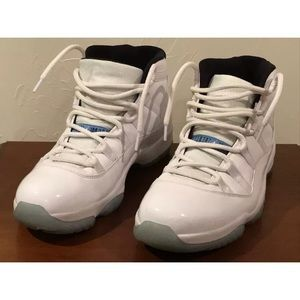 Nike Air Jordan 11 Retro Legend Blue Men Size 10.5